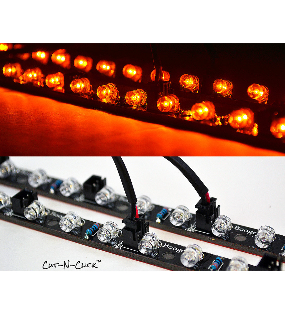 Cut N' Click™ 78 LED Engine Kit with Ground Effects