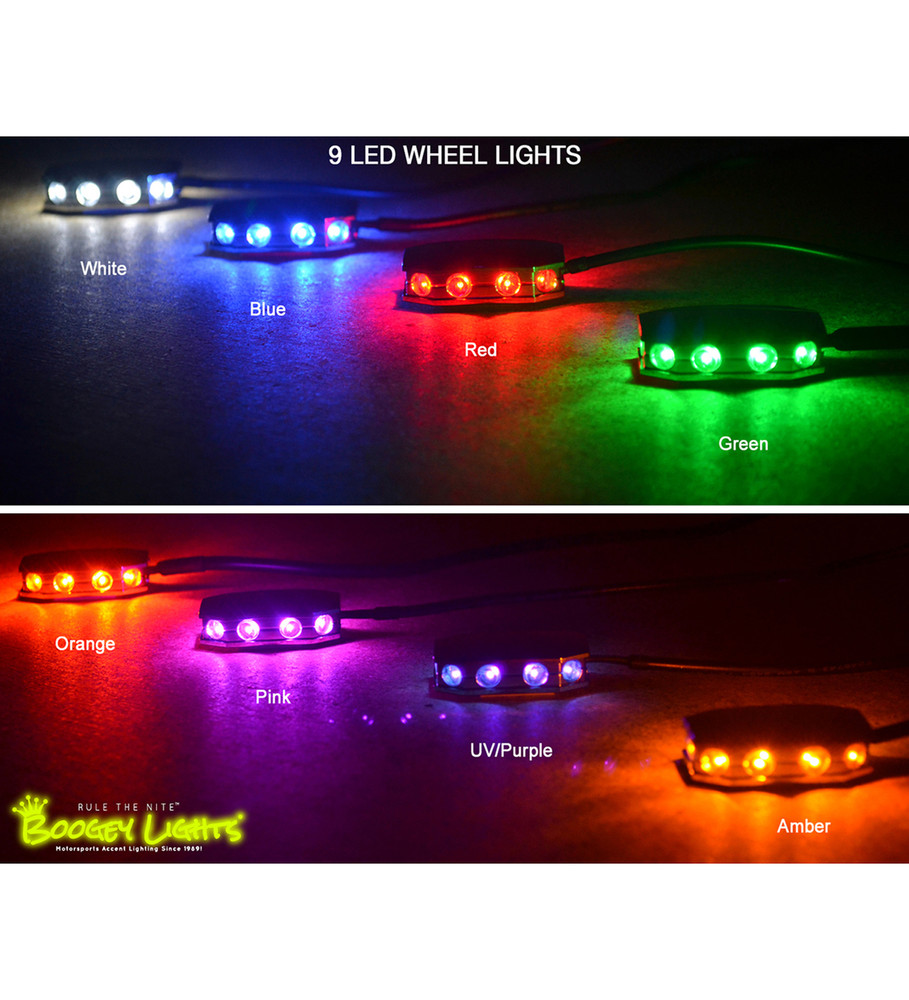 Value Series™ Single Color 63 LED Engine Kit with Ground Effects