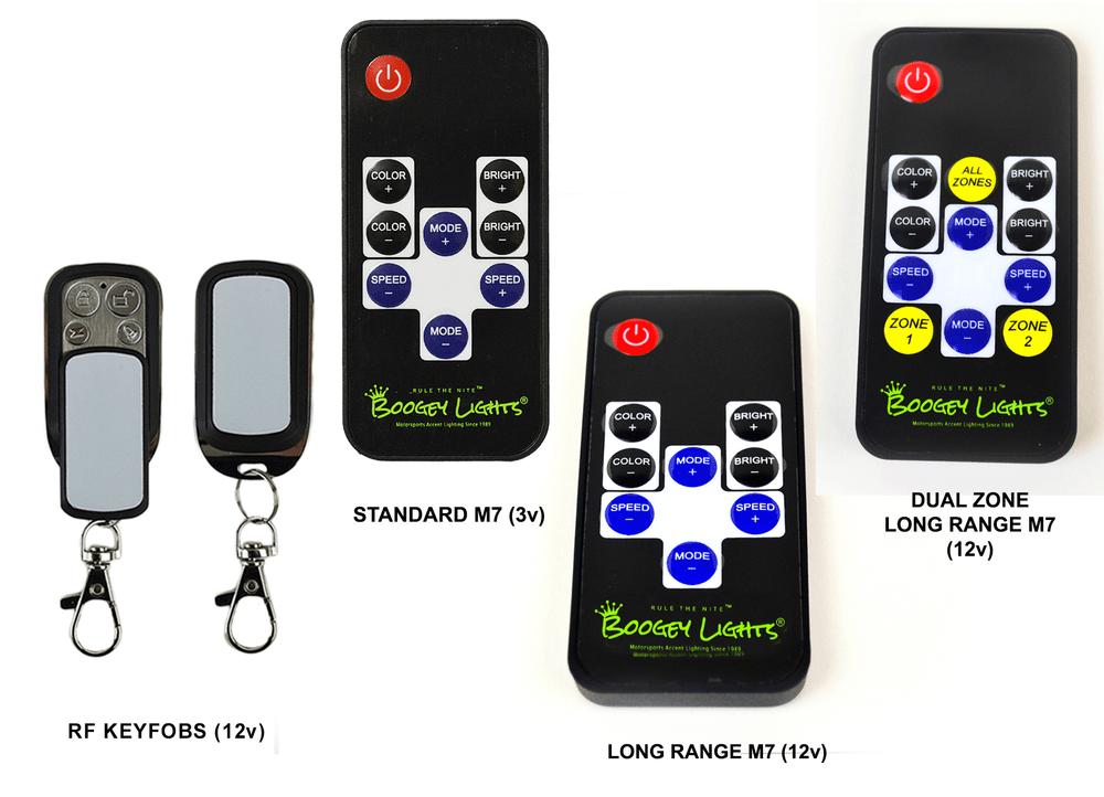 Multi-Color LED RV Awning Light Kit