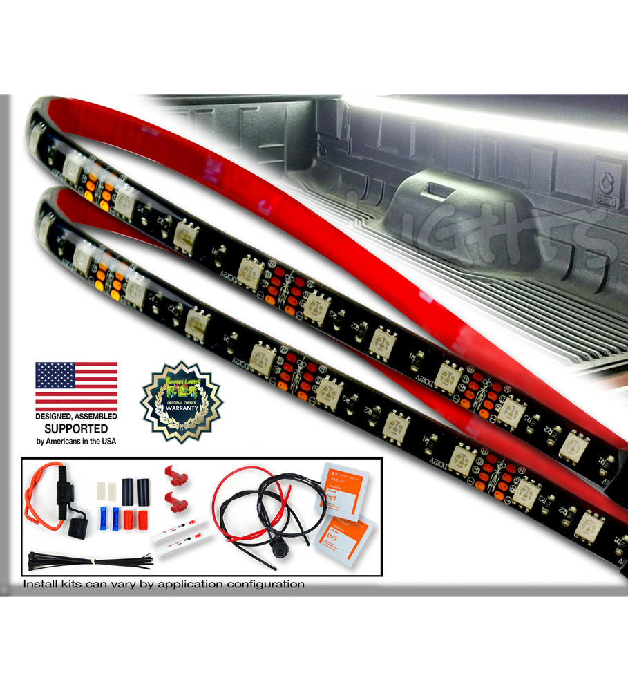 Truck Bed Led Light Kit 4 To 6 Bed