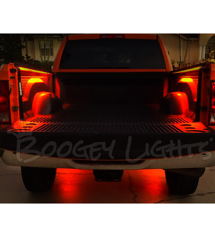 Truck Bed Led Light Kit Multi Color 4 To 6 Bed