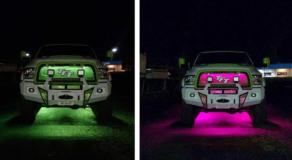 Pickup Truck Under-Glow Kit (Multi-Color)