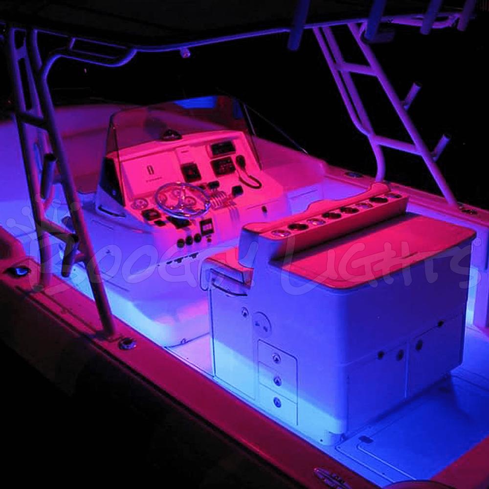 Marine LED Light Kit (Multi-Color)
