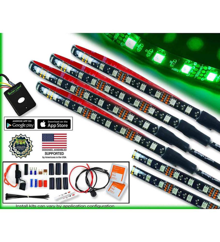 96 LED Econo-Bagger Light Kit