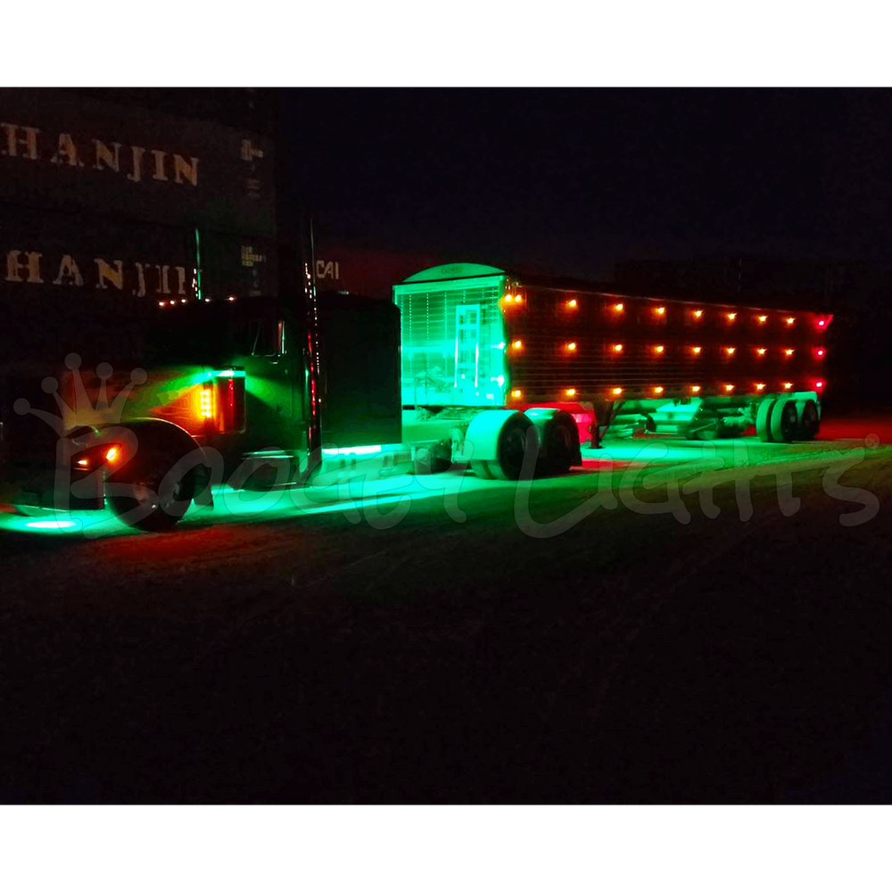 Heavy Duty Truck LED Light Kit