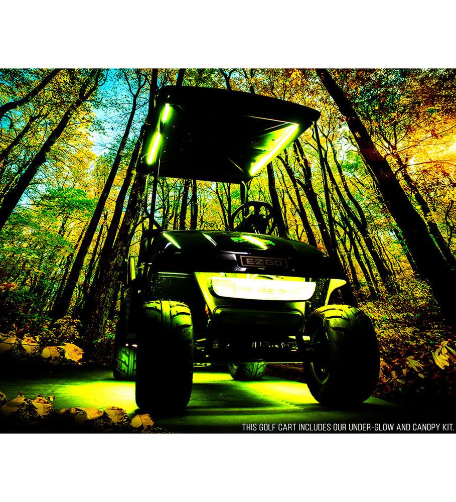 Golf Cart LED Light Kit, Single Color