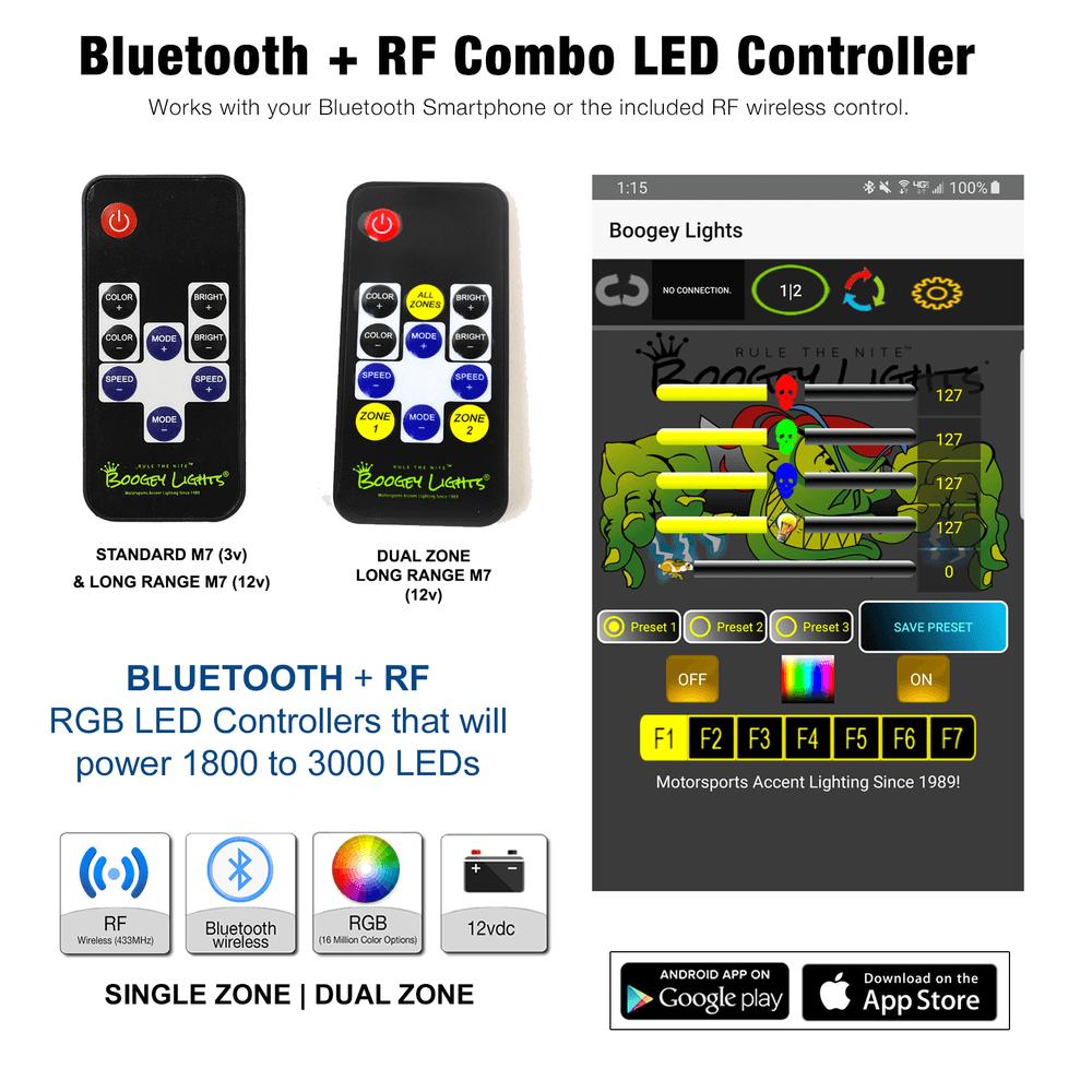 Freightliner Cascadia Under-Cab LED Accent Light Kit