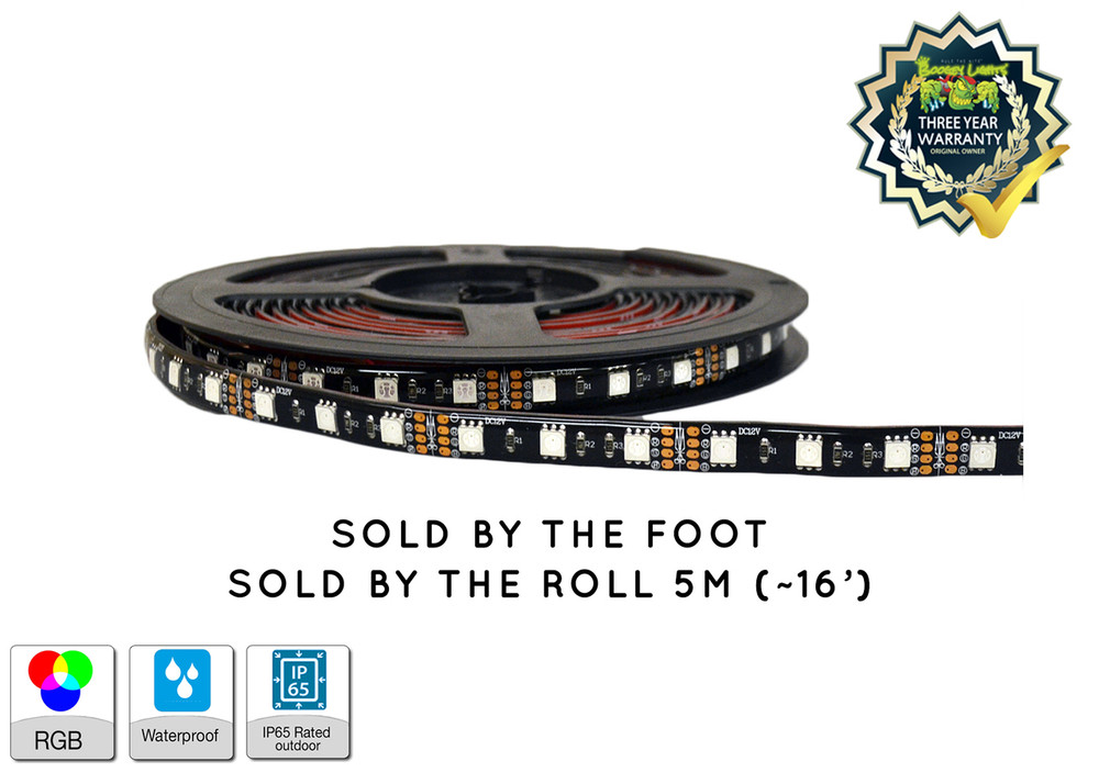 LED By The Foot or Roll