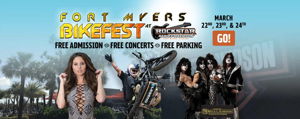 2019 Fort Myers Bikefest