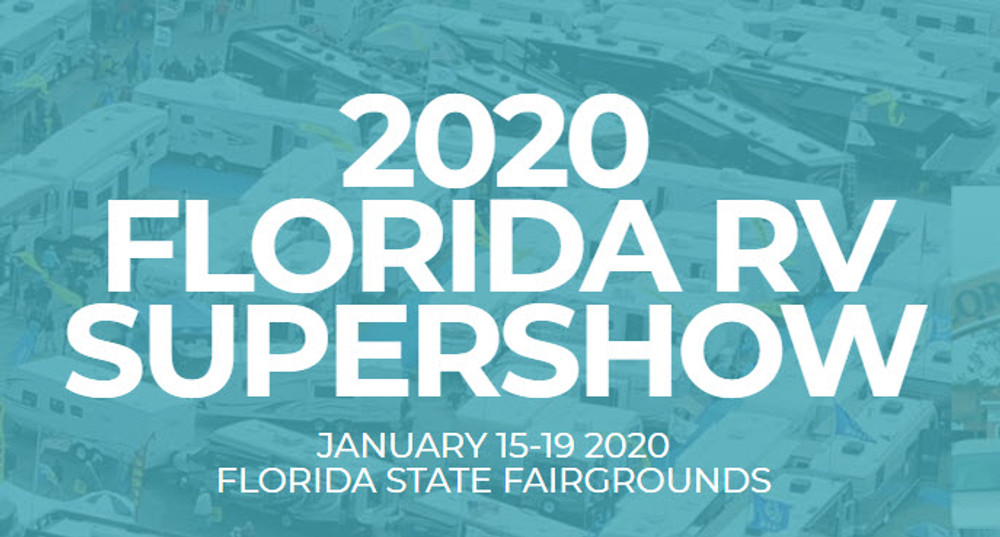 2020 FLORIDA RV SUPERSHOW