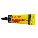 Black Liquid Electrical Tape - 1 oz tube