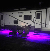 ECONO-LINE Multi-Color Under-Glow LED Light Kit for RVs - Bluetooth Only
