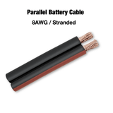 8AWG Parallel Battery Cable