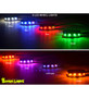Single Color 42 LED Engine Light Kit for Motorcycles