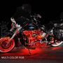 Hi-Intensity Multi-Color Touring/Bagger Motorcycle LED Light Kit