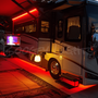 Multi-Color Under-Glow light kit shown here with our Awning light kit.
