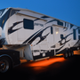 RV Single-Color LED Under-Glow Light Kit