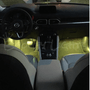 LED Foot Well Interior Light Kit for Cars (Single-Color)
