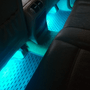 LED Under Rear Seat Interior Light Kit for Cars (ADD-ON)