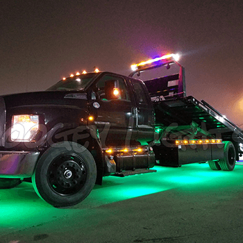 Led Lights For Semi Trucks >> Led Light Kits For Pickup Trucks Truck Beds And Semi Trucks