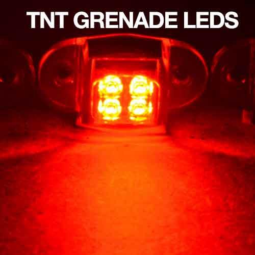 TNT Grenade LEDs