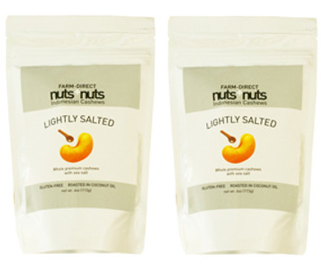 Best salted nuts