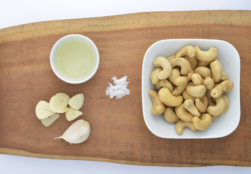 Lightly Salted Cashews (2 bags)