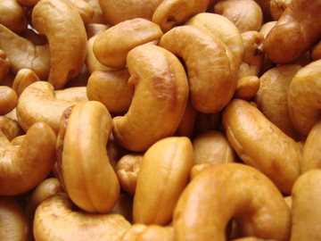 Sweet and Salty Roasted Cashews Snack Pack (4 packs)