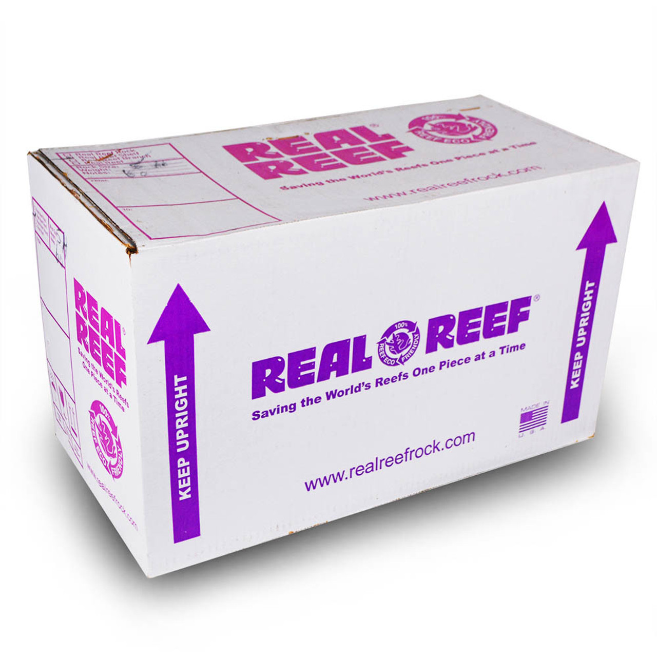 Real Reef Small Size  60# Box $5.99 Lb.