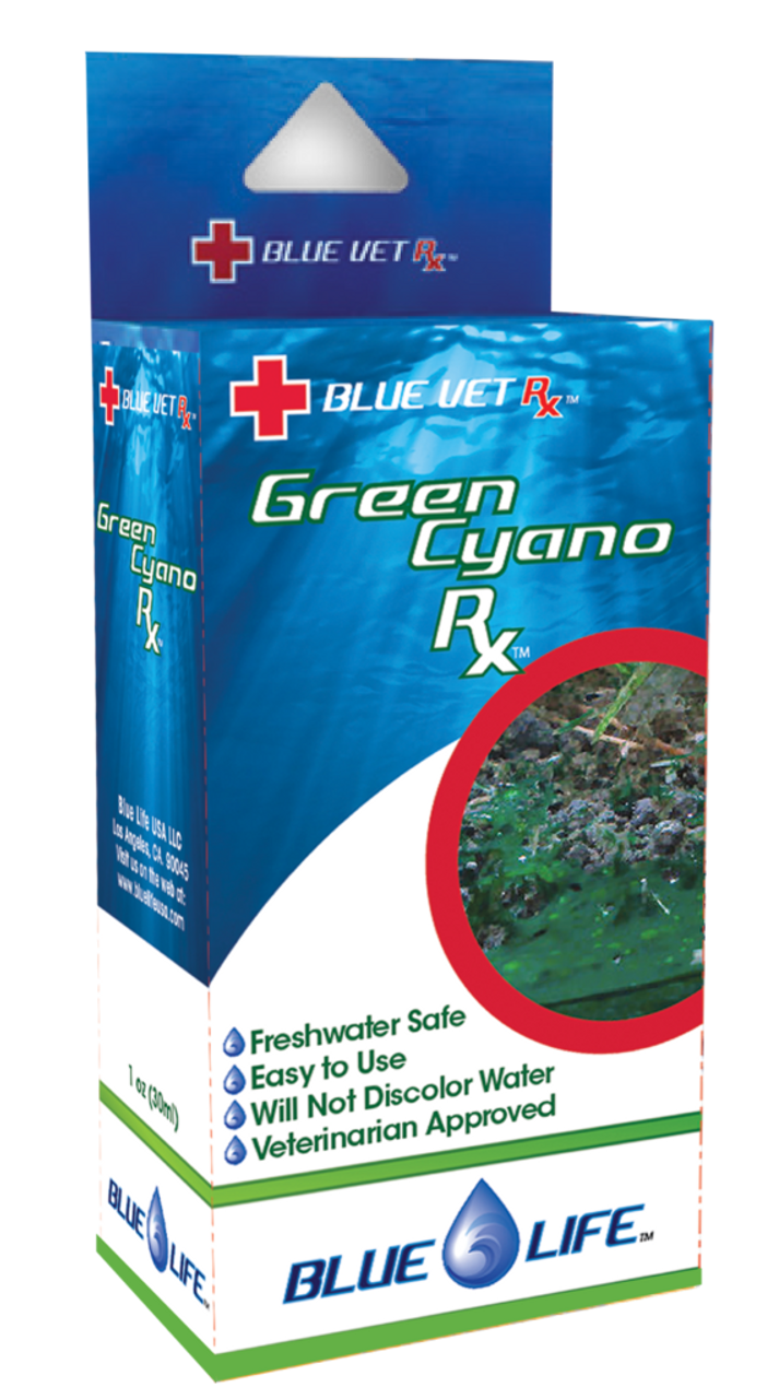 Green Cyano Rx (Treats 400 Gallons)
