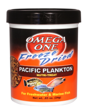 Omega One Freeze Dried Pacific Plankton