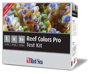 Red Sea Coral Colors Pro Multi Test Kit