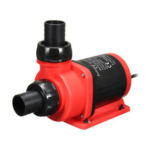 Jebao DCQ-10000 80W (Submersible only) Pump w/ Controller, 2641gph