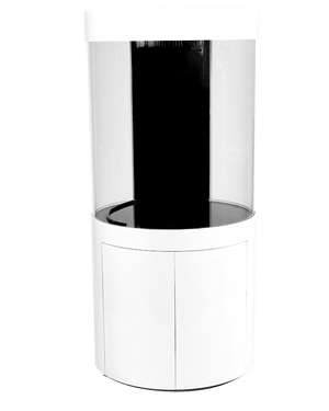 Acrylic Cylinder Combo 80 Gallon complete system  (White)