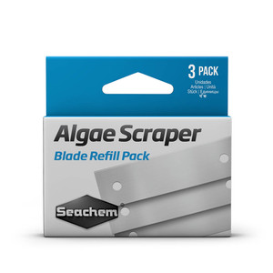 Seachem Algae Scraper replacement blades