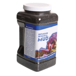 Carib-Sea Mineral Mud Refugum 1 Gallon