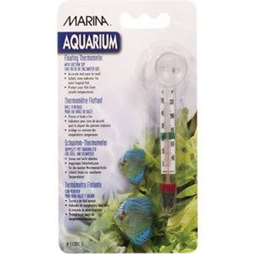 Marina Floating Thermometer w/cup