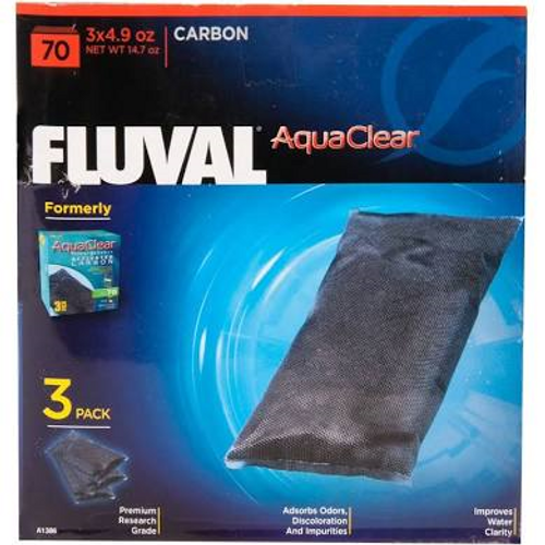 AquaClear Activated Carbon Insert 3-pack