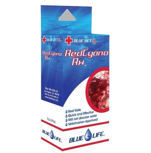 Blue Life Red Cyano Rx