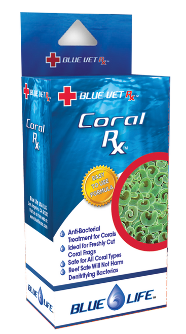 Coral Rx-(treats 400 Gallons)Blue Life USA