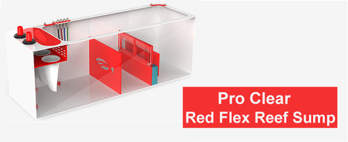 Pro Clear Red Flex Reef Sump 200 Gallons