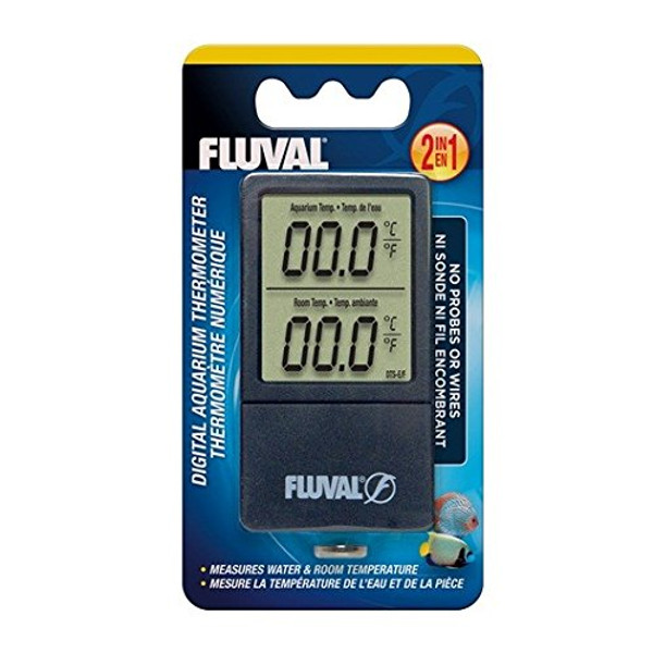 Fluval Wireless 2-in-1 Digital Thermometer