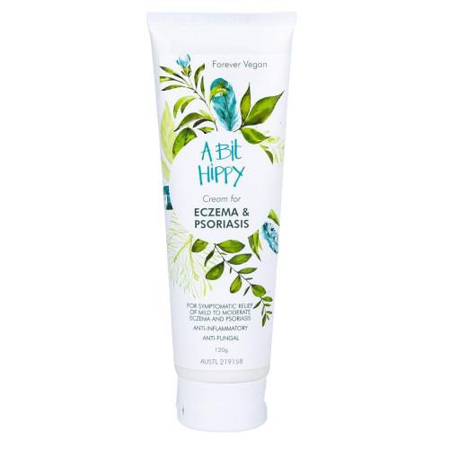 A Bit Hippy Eczma & Psoriasis Cream 120g