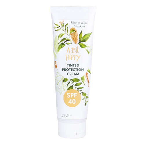 A Bit Hippy Tinted Protection Cream SPF 40 120g