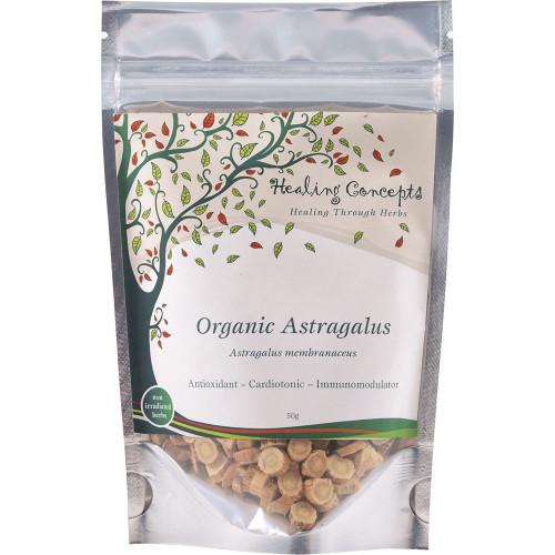 Healing Concepts Astragalus Tea 50g