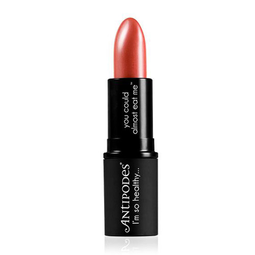 Antipodes Dusky Sound Pink Moisture-Boost Natural Lipstick 4g