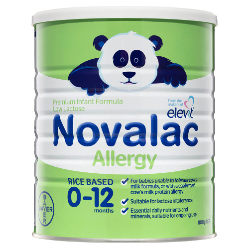Novolac Allergy Premium Infant Formula 800g
