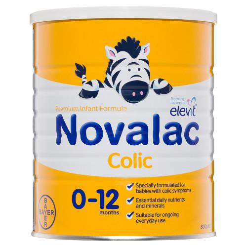 Novolac Colic Premium Infant Formula 800g