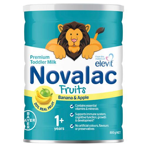Novolac Fruits Premium Toddler Milk 800g