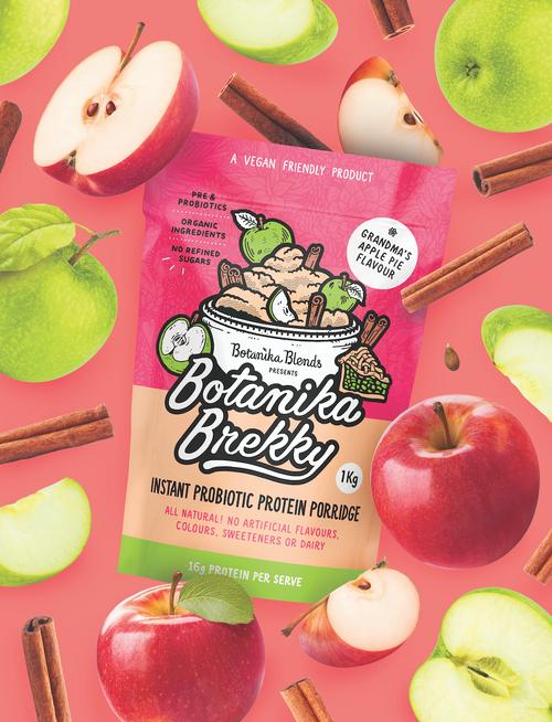 Botanika Brekky Grandma's Apple Pie Flavour 1kg